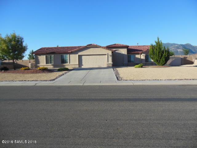 2662 Montaro Drive, Sierra Vista, AZ 85650 (MLS #170273) :: Service First Realty