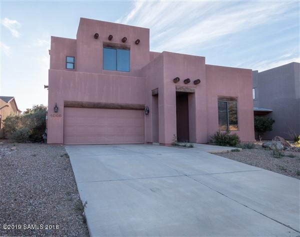 1066 Barnes Drive, Sierra Vista, AZ 85635 (#170388) :: Long Realty Company