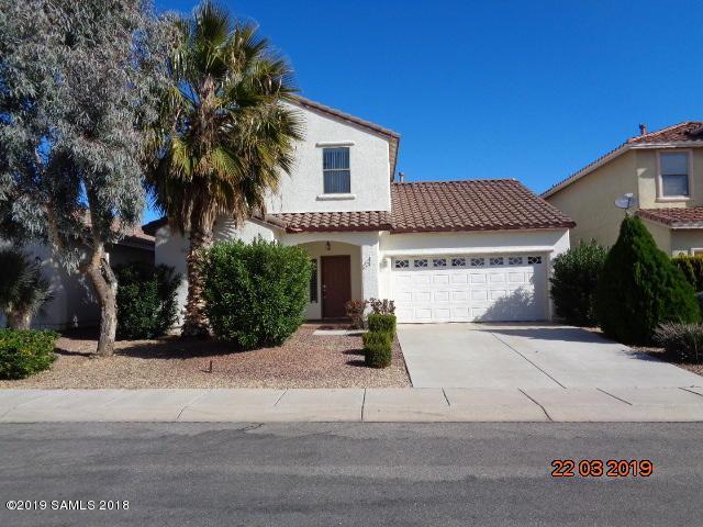 5495 Los Capanos Drive, Sierra Vista, AZ 85635 (MLS #170424) :: Service First Realty