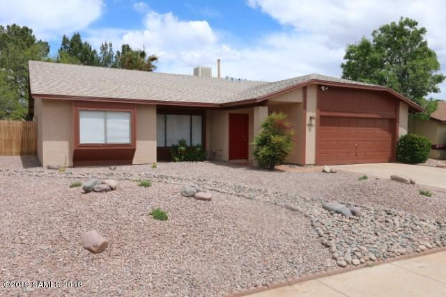 2301 Orchid Drive, Sierra Vista, AZ 85635 (MLS #170442) :: Service First Realty