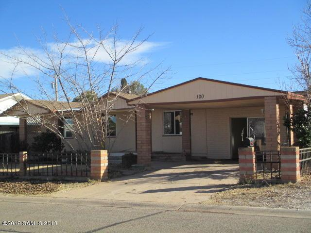 100 Keating Street, Sierra Vista, AZ 85635 (#170508) :: Long Realty Company