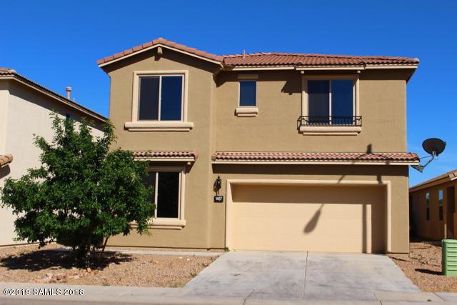 1467 Braddock Drive, Sierra Vista, AZ 85635 (MLS #170905) :: Service First Realty