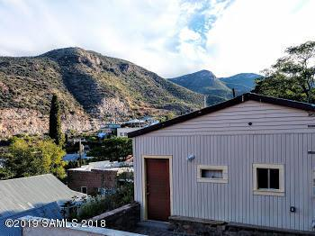 24 Temby Avenue, Bisbee, AZ 85603 (MLS #170957) :: Service First Realty