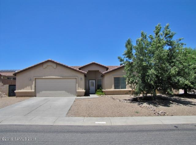 1887 Mission Viejo Drive, Sierra Vista, AZ 85635 (MLS #170978) :: Service First Realty