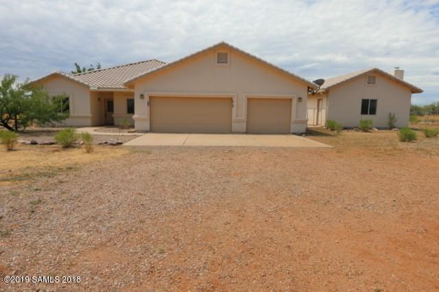 260 W Ivey Road, Huachuca City, AZ 85616 (MLS #171413) :: Service First Realty