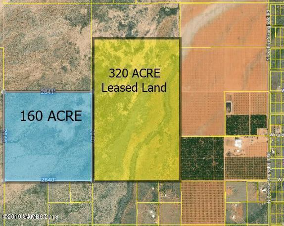 480 Acre Off Slope Along Way, Cochise, AZ 85606 (MLS #171454) :: Service First Realty