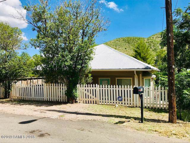 318 Van Dyke Street, Bisbee, AZ 85603 (#171550) :: The Josh Berkley Team