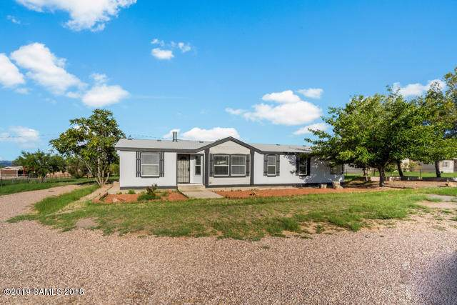 7121 S Garden Valley Drive, Hereford, AZ 85615 (MLS #171555) :: Service First Realty