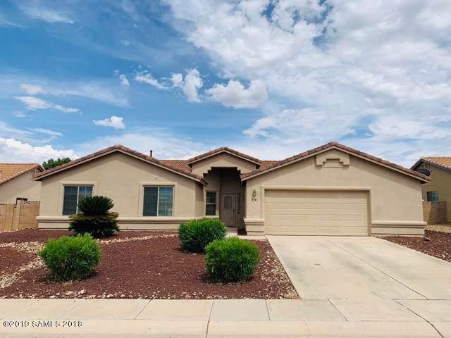 3741 Barahona Drive, Sierra Vista, AZ 85650 (MLS #171561) :: Service First Realty