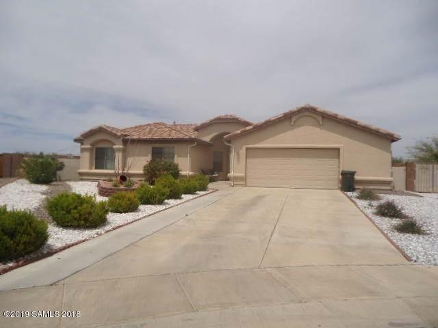 2137 Yellowstone Place, Sierra Vista, AZ 85635 (#171582) :: Long Realty Company