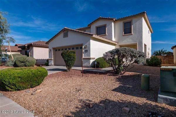 5571 Los Capanos Drive, Sierra Vista, AZ 85635 (#171650) :: Long Realty Company