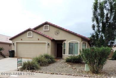 5301 Sonora Street, Sierra Vista, AZ 85635 (MLS #171675) :: Service First Realty