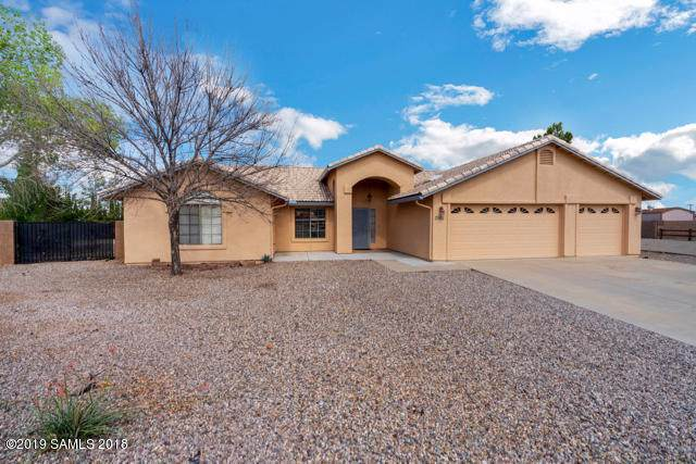 3961 Via De La Reina, Sierra Vista, AZ 85650 (#171681) :: Long Realty Company