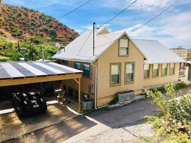 12 Temby Avenue, Bisbee, AZ 85603 (MLS #171700) :: Service First Realty