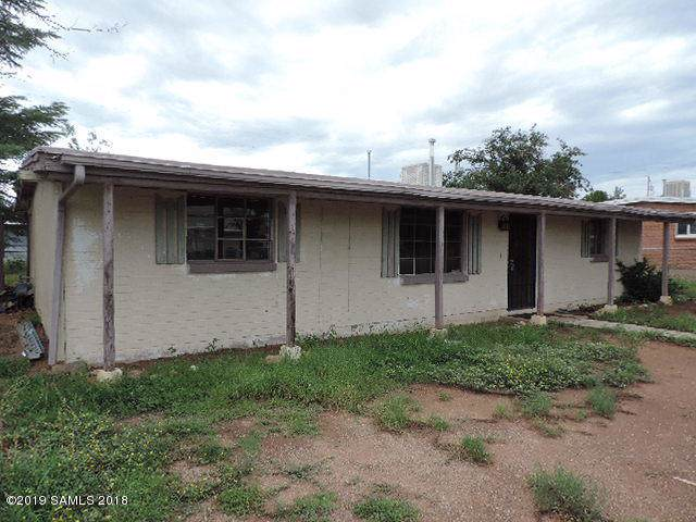 302 1st Street, Huachuca City, AZ 85616 (MLS #171744) :: Service First Realty