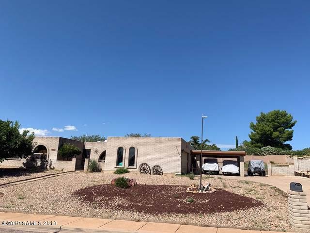 1633 Crestwood Drive, Sierra Vista, AZ 85635 (#171769) :: Long Realty Company