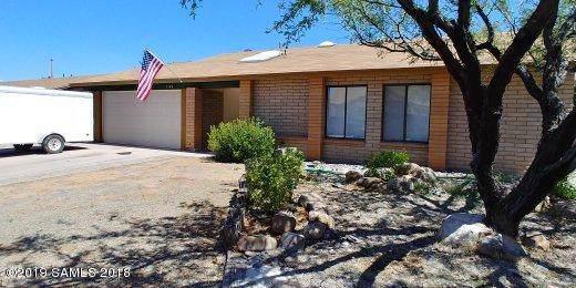 1148 Cottonwood Drive, Sierra Vista, AZ 85635 (MLS #171793) :: Service First Realty
