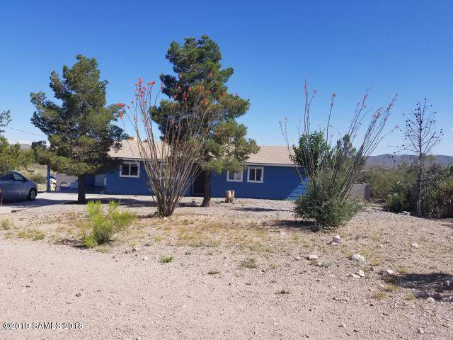 2535 E Roadrunner Ridge, Tombstone, AZ 85638 (MLS #171911) :: Service First Realty