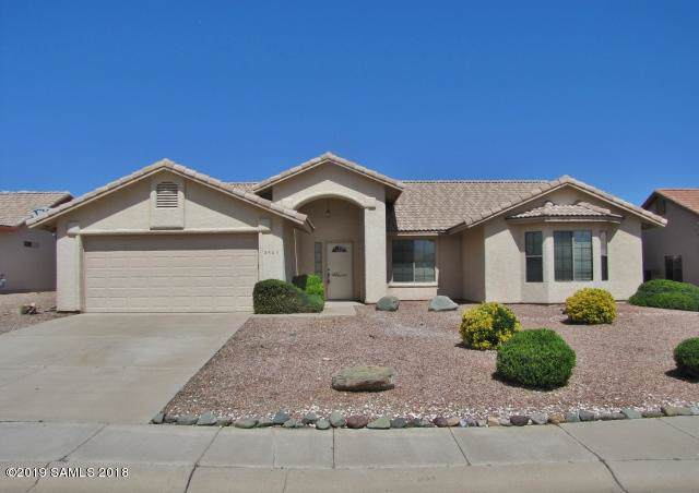 2563 Cartegena Drive, Sierra Vista, AZ 85650 (MLS #171941) :: Service First Realty
