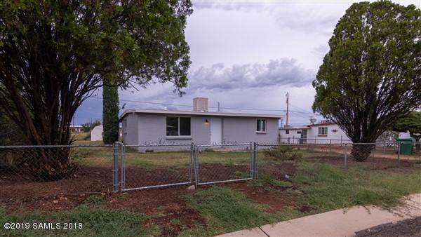 203 1st Street Street, Huachuca City, AZ 85616 (MLS #171958) :: Service First Realty