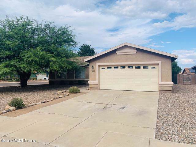 3615 Dragoon Court, Sierra Vista, AZ 85650 (MLS #171970) :: Service First Realty