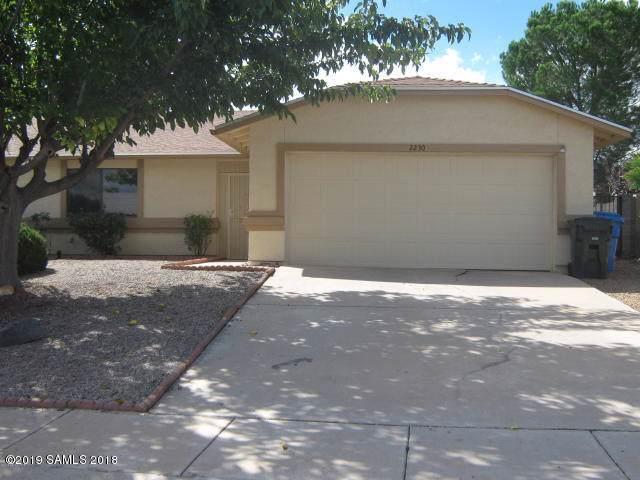 2230 Orchid Drive, Sierra Vista, AZ 85635 (MLS #171981) :: Service First Realty