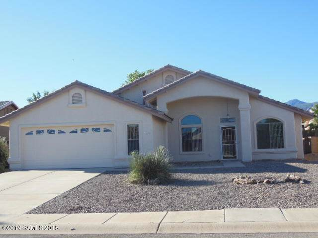 2844 Cabo Villano, Sierra Vista, AZ 85650 (MLS #172046) :: Service First Realty