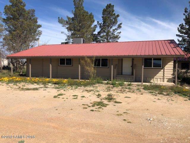 261 W Havasu Way, Cochise, AZ 85606 (MLS #172073) :: Service First Realty