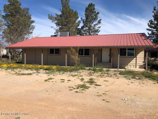 261 W Havasu Way, Cochise, AZ 85606 (MLS #172074) :: Service First Realty