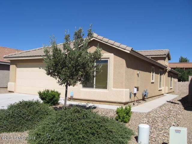 125 Balfour Place, Sierra Vista, AZ 85635 (MLS #172137) :: Service First Realty