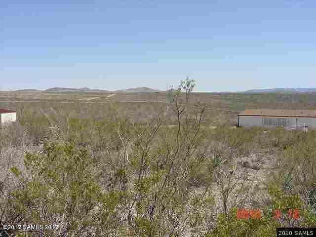 Lot 177 N Camino San Rafael, Tombstone, AZ 85638 (MLS #172250) :: Service First Realty