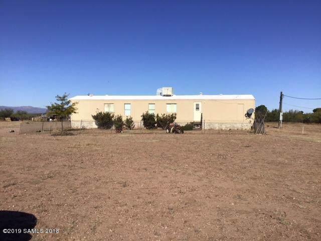 6694 N Kings Highway, Douglas, AZ 85607 (MLS #172323) :: Service First Realty
