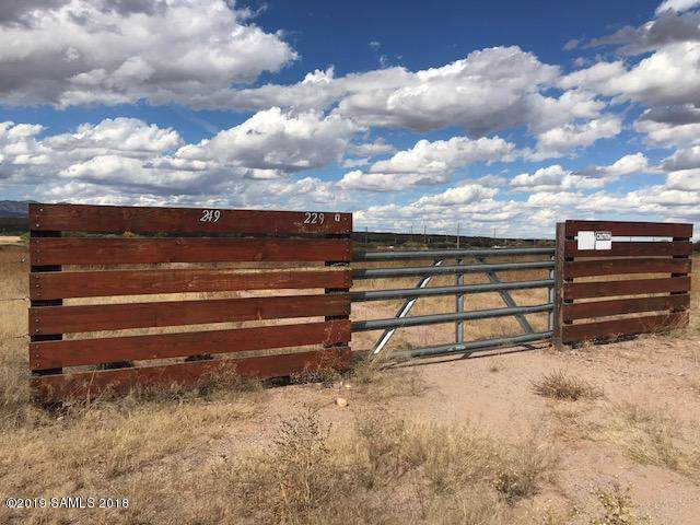 Tbd 7.54ac W Mustang Road, Huachuca City, AZ 85616 (MLS #172372) :: Service First Realty