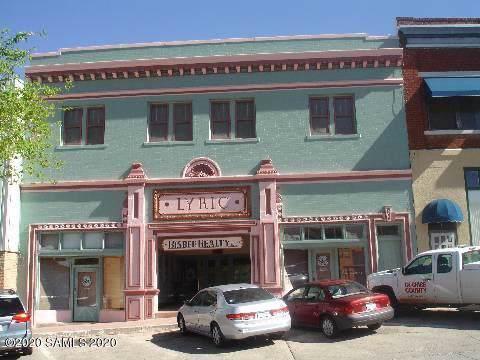10 Naco Road, Bisbee, AZ 85603 (MLS #172887) :: Service First Realty
