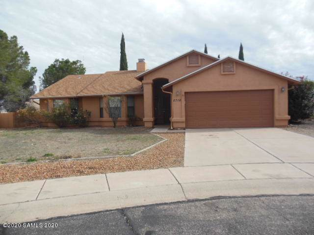 2718 Northridge St, Sierra Vista, AZ 85650 (#172925) :: The Josh Berkley Team