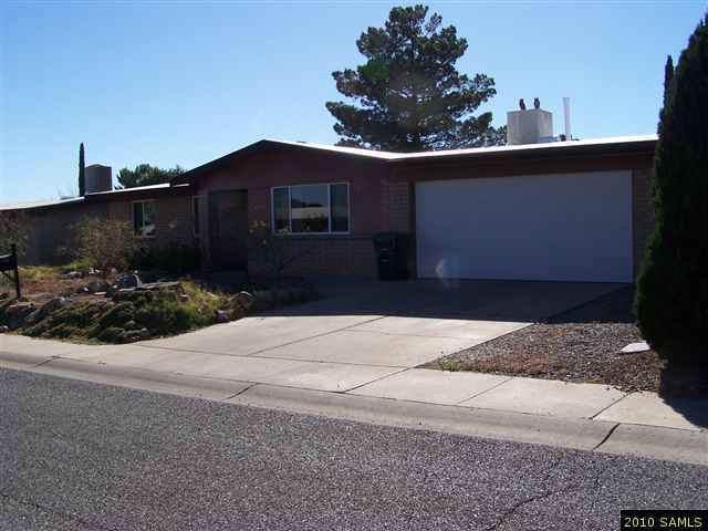 3716 N Mallard Circle, Sierra Vista, AZ 85635 (MLS #172972) :: Service First Realty