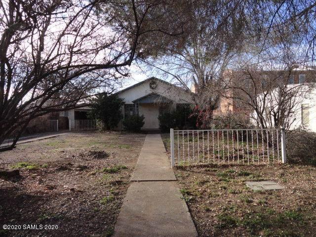 1251 E 15th Street, Douglas, AZ 85607 (MLS #172982) :: Service First Realty