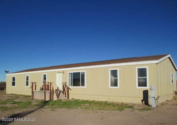 1704 E Mcgregor Rise, Huachuca City, AZ 85616 (MLS #172986) :: Service First Realty