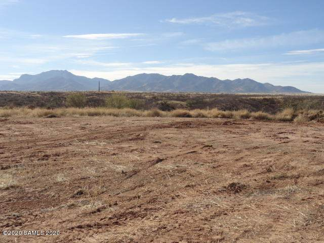 1.74 Ac Patton Street #2, Huachuca City, AZ 85616 (MLS #172989) :: Service First Realty
