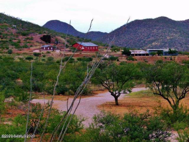 1010 W Main Chance Road, Tombstone, AZ 85638 (MLS #172996) :: Service First Realty