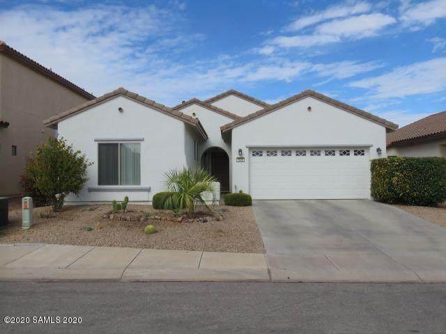 5545 Los Capanos Drive, Sierra Vista, AZ 85635 (#173243) :: Long Realty Company
