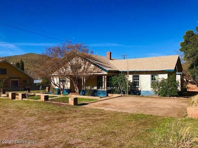 501 W Vista Street, Bisbee, AZ 85603 (#173426) :: The Josh Berkley Team