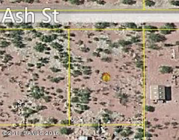 Xxxx E Ash Street, Huachuca City, AZ 85616 (MLS #160680) :: Service First Realty