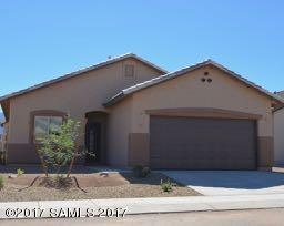 4200 Rocky Mountain Way Lot 174, Sierra Vista, AZ 85650 (MLS #164786) :: Service First Realty