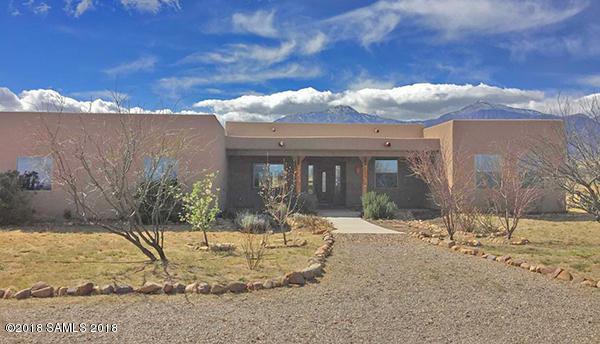 6190 E Calle De La Almendra, Hereford, AZ 85615 (MLS #165548) :: Service First Realty