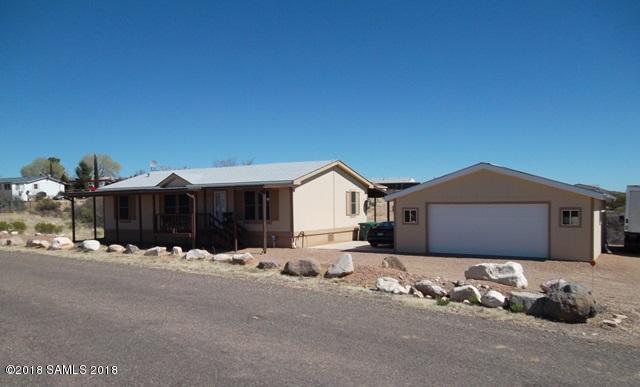 1663 E Rosa Drive, Tombstone, AZ 85638 (#166296) :: Long Realty Company