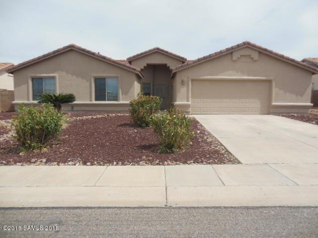 3741 Barahona, Sierra Vista, AZ 85650 (#166611) :: The Josh Berkley Team