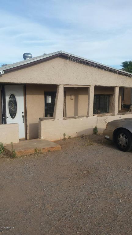 3703 S Giesler Avenue, Naco, AZ 85620 (MLS #166896) :: Service First Realty