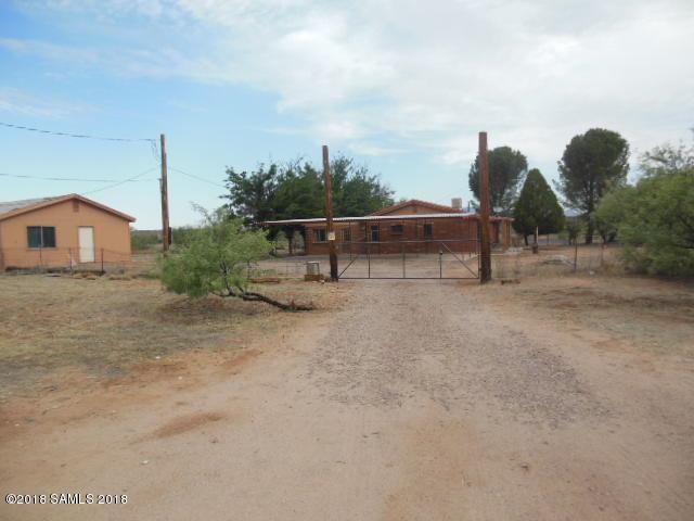 713 E Hunt Road, Huachuca City, AZ 85616 (MLS #167430) :: Service First Realty