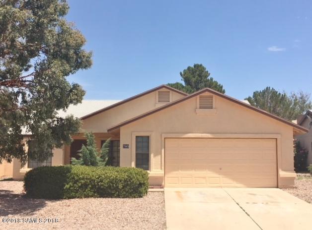 785 Silverwood Drive, Sierra Vista, AZ 85635 (MLS #167883) :: Service First Realty